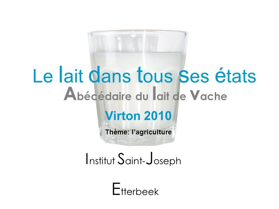 U HT U ltra à H aute T empérature Cest la méthode de conservation du lait la plus utilisée.