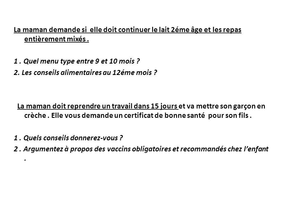 CORRECTION DU CAS CLINIQUE.1.