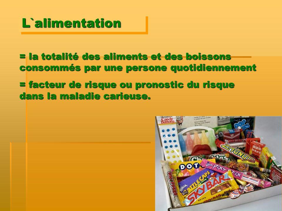 La fréquence de l`apport de glucides Il est plus importante que la quantité de sucre consommée= la base du conseillement diététique.