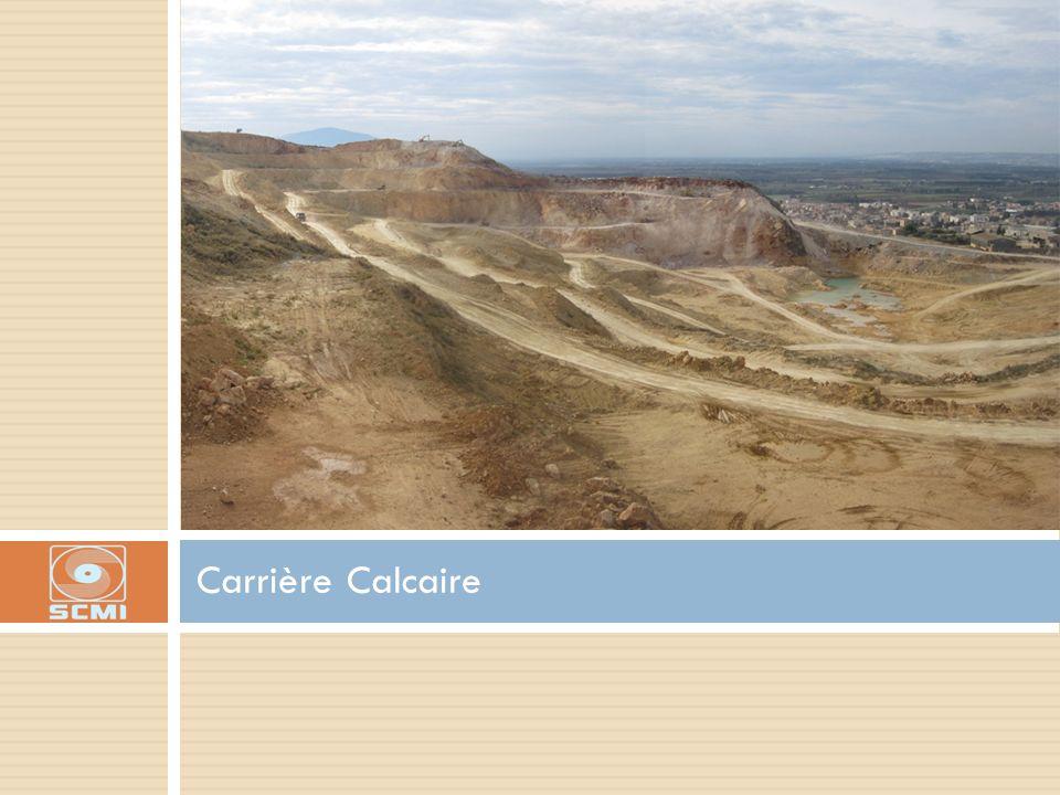 Carrière Calcaire