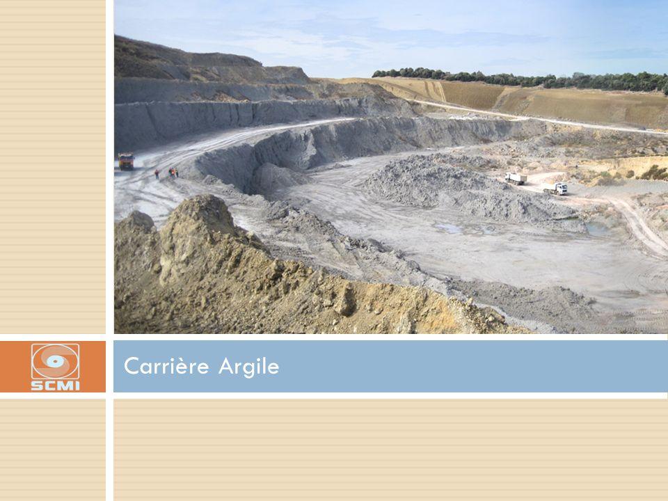 Carrière Argile