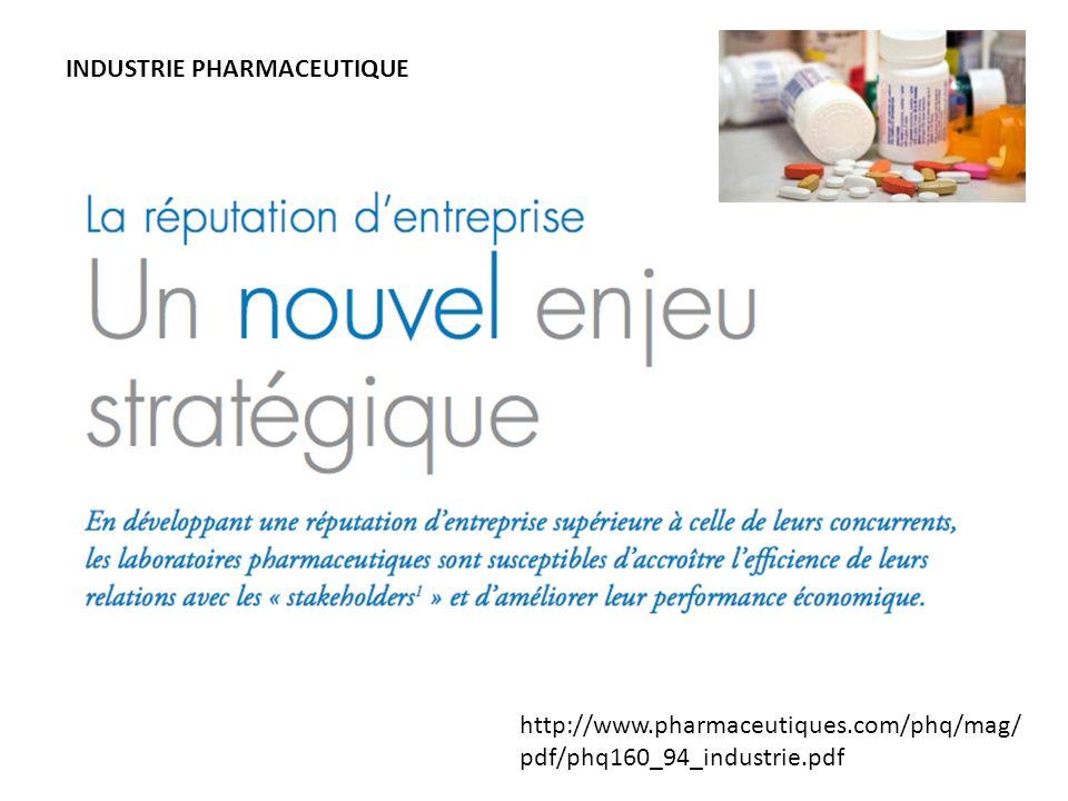http://www.pharmaceutiques.com/phq/mag/ pdf/phq160_94_industrie.pdf INDUSTRIE PHARMACEUTIQUE