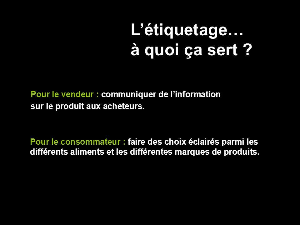 Étiquetage et approbation obligatoire du MAPAQ / ACIA Approbation obligatoire du MAPAQ : les succédanés de produits laitiers; les produits carnés avec estampille «Approuvé Québec».