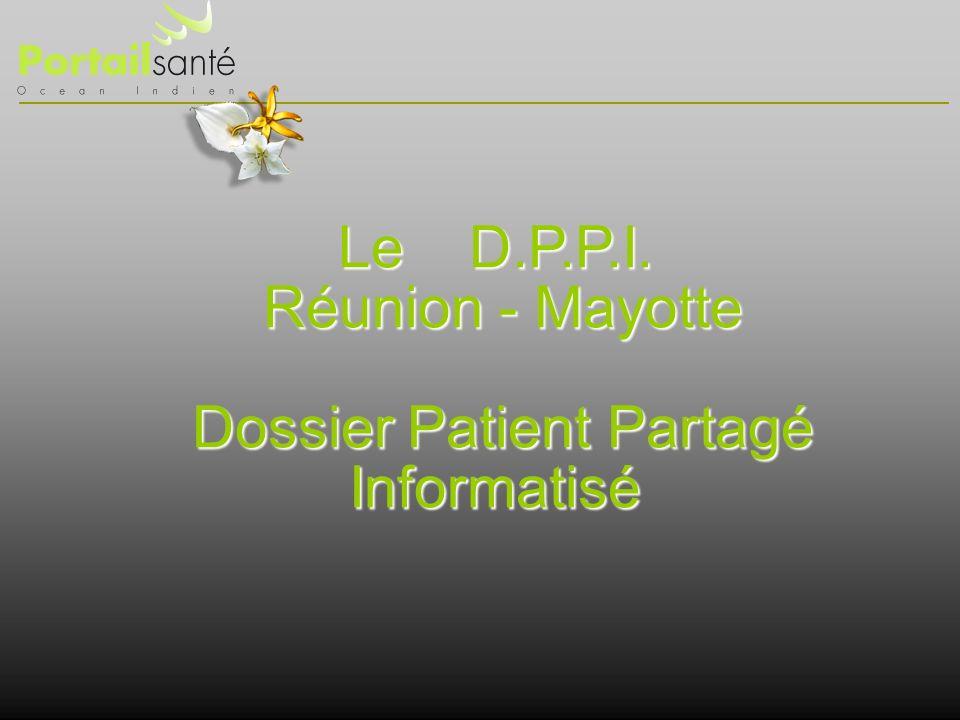 « Linformation, la seule richesse qui augmente quand on la partage » DPPI, Partage des informations Médicales Dr Christophe Trébuchet