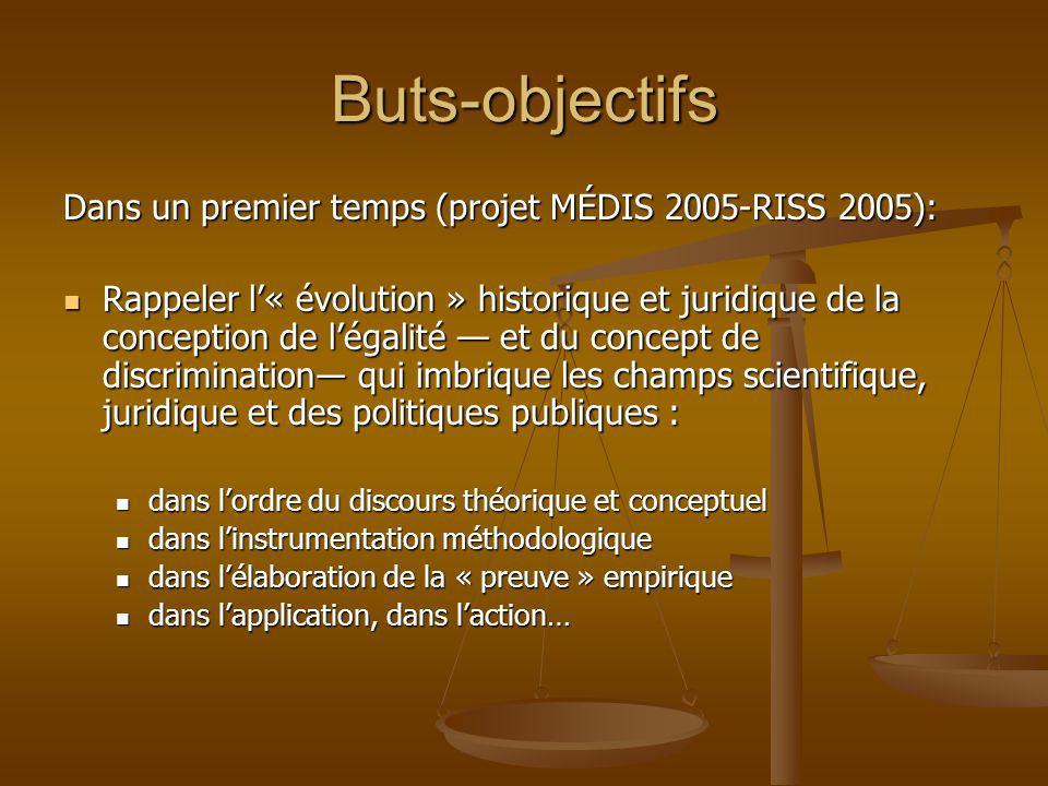 « Évolution » historique et juridique «Discrimination systémique» : Action Travail des Femmes c.