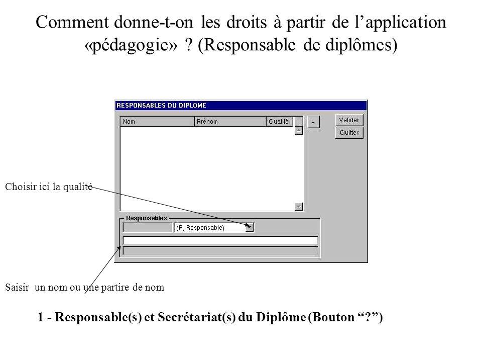 Saisie/Modification à partir dun navigateur Internet(W3) y accéder Cliquez ici