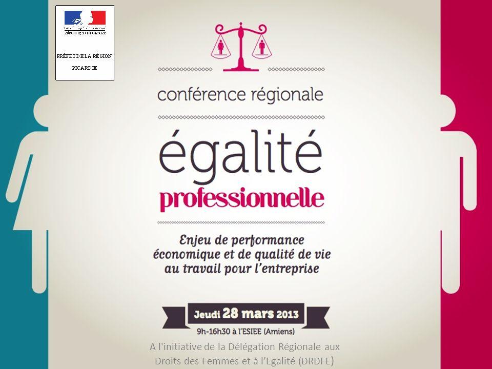 A l'initiative de la Délégation Régionale aux Droits des Femmes et à lEgalité (DRDFE )