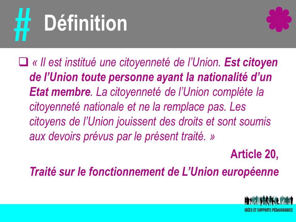 De la CEE à lUE De 6 à 27 Etats membres, 1957 2007 … de la Communauté Economique Européenne … à lUnion Européenne