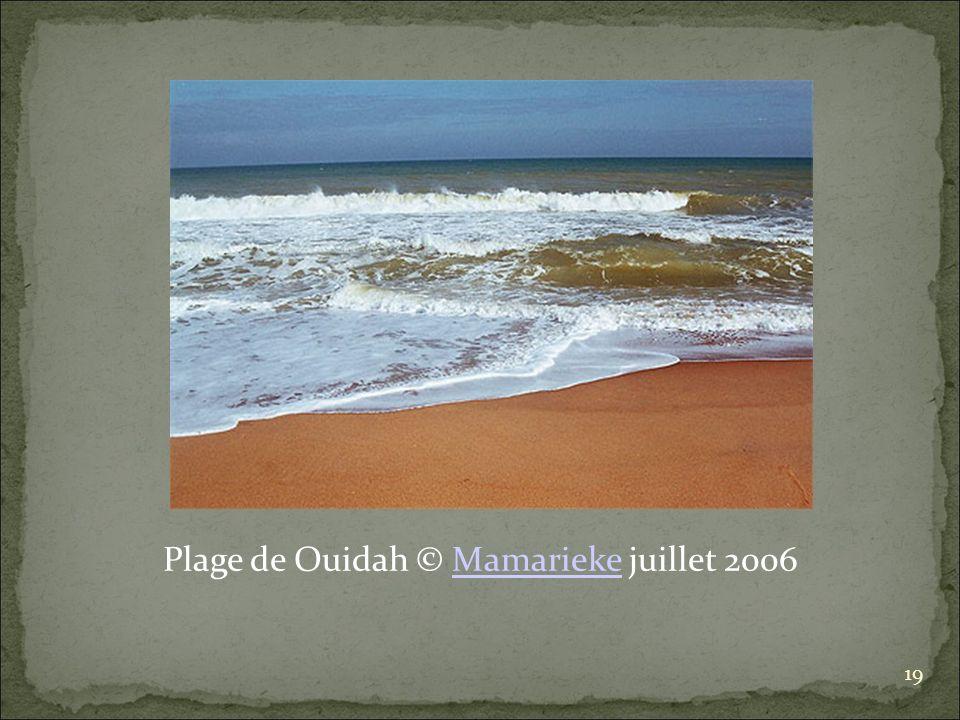 Plage de Ouidah © Mamarieke juillet 2006Mamarieke 19