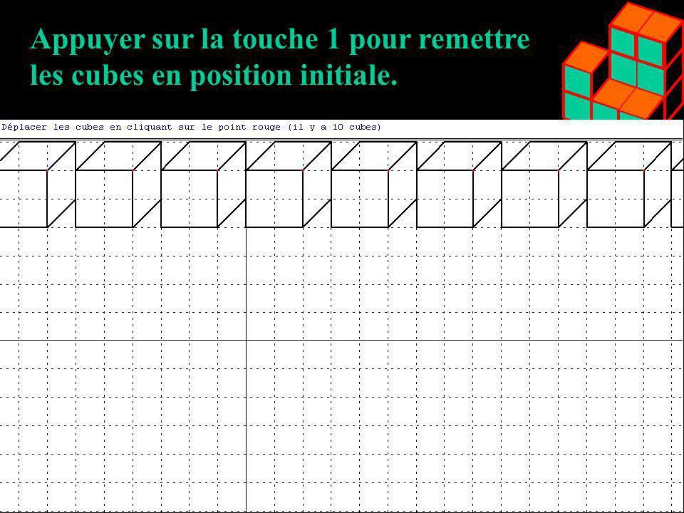 Sur du papier pointé rectangulaire, reproduire ce solide et indiquer les arêtes cachées en pointillés.