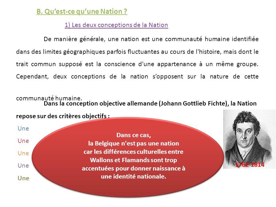 B.Quest-ce quune Nation .