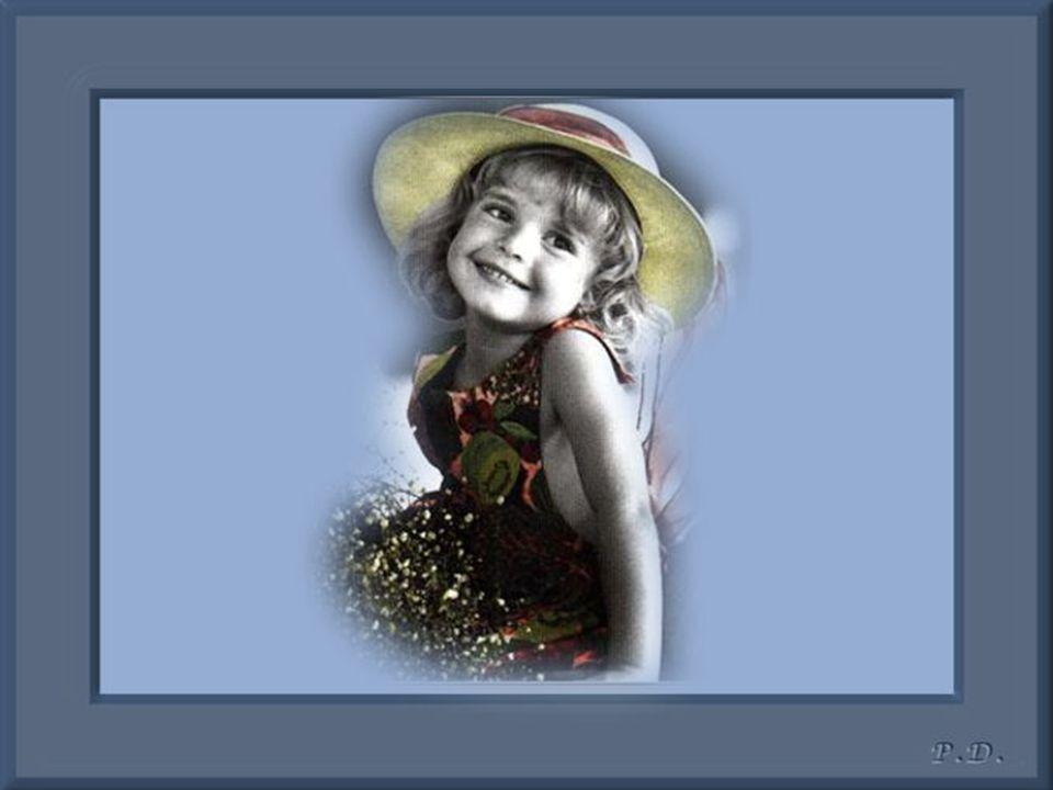Ne le laissez pas filer.. La vie vous le rendra.. Cette petite fille aux yeux clairs vous dit.. Ne doutez jamais d'elle.. Car la sincérité la fidélité
