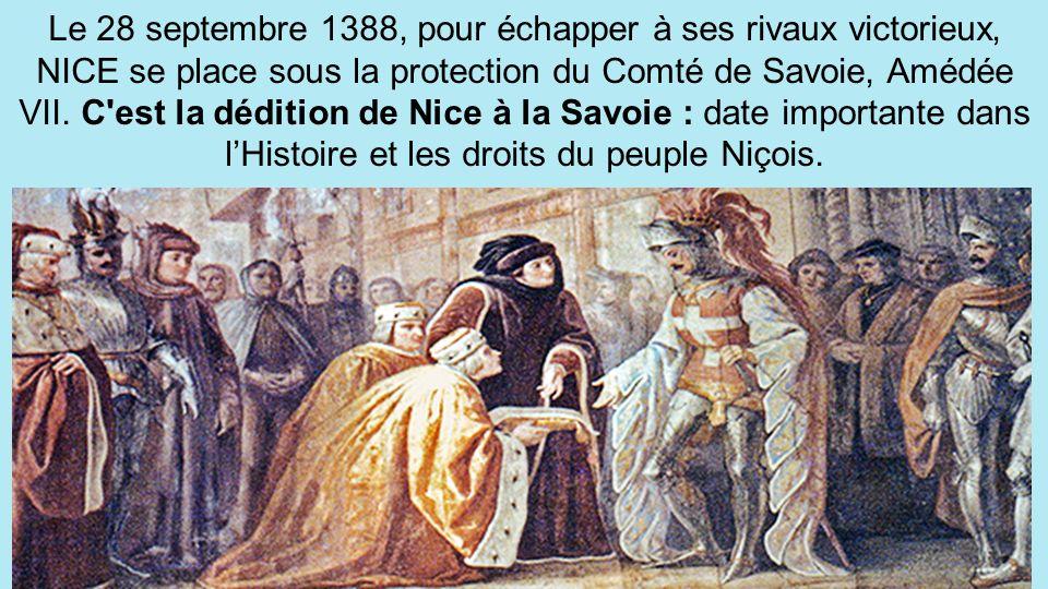 A lâge de 17 ans, Jeanne hérite de la Provence. Elle la tient de son grand-père qui lui avait fait interdiction daliéner quelque partie que ce fut de