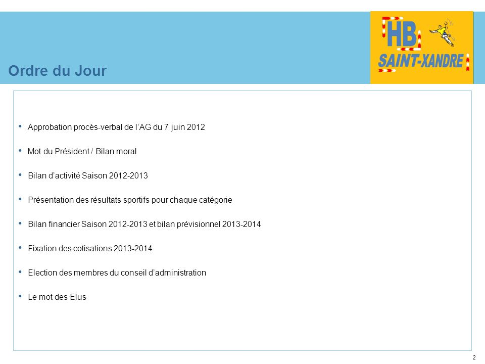 23 Commissions 2012-2013 E.RUFFIEUX H. CASTAING / M.