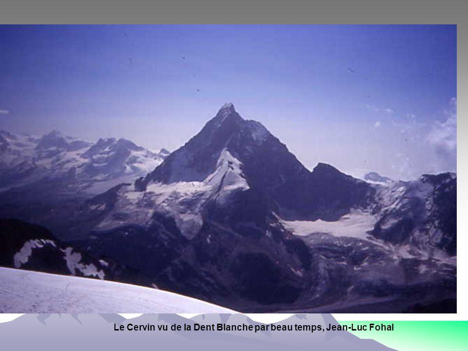 Situation A Target : Sommet du Cervin depuis le Valais (4478m) Mauvais temps anormal pour la saison estivale Sommet à atteindre à 2 jours Préparation complète incluant le choix des dates Chef dexpé plutôt enragé (2 cordées) Équipe fatiguée dattendre .