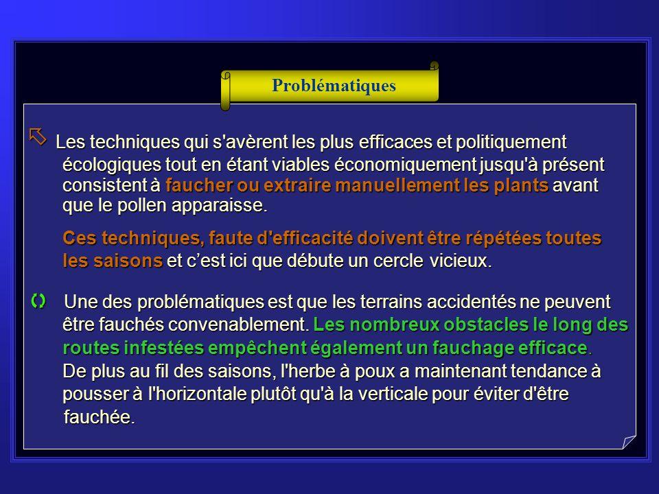 Zones du Québec potentiellement infestées