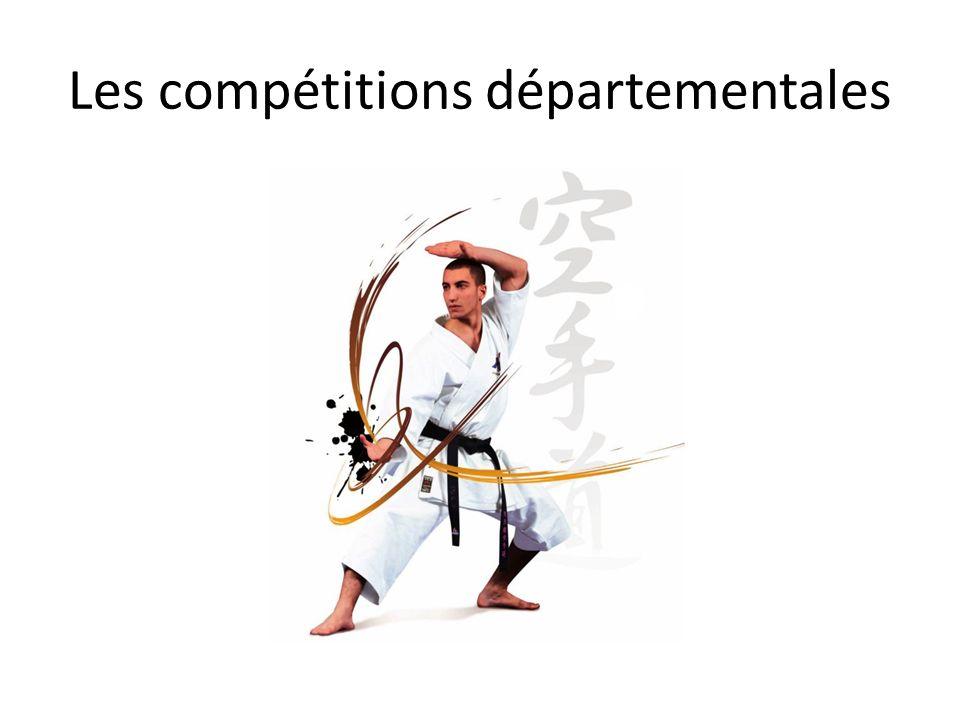 Championnat Kata Enfant - Poussin à Benjamin - 80 compétiteurs – 24 féminines – 56 masculins