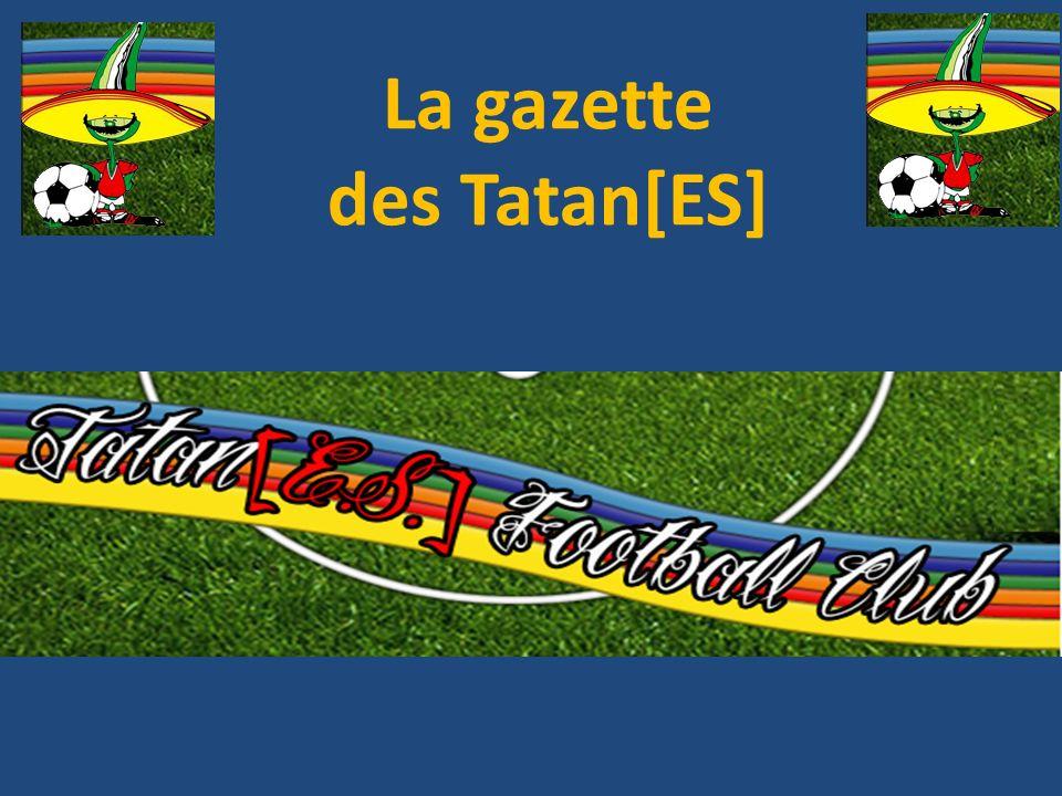 La gazette des Tatan[ES]