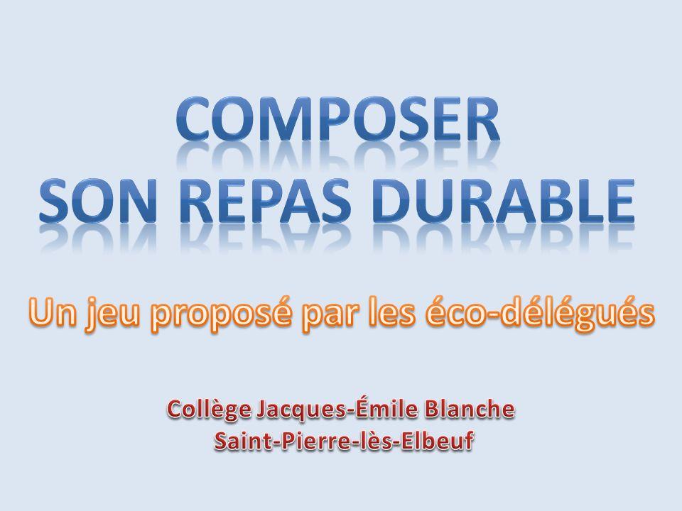 http://www.arehn.asso.fr/dossiers/dossiers.html http://www.terre.tv/fr/13_societe/16_economie-finance-solidaire/2069_cest-quoi-le- developpement-durable- http://www.seinemaritime.net/fr/Les-actions/Developpement-durable http://www.cardere.org/ http://jeb-col.spip.ac-rouen.fr/spip.php?rubrique105 http://www.fruits-legumes.org/ http://www.webplongee.com/actualite/divers/thon-rouge-extinction.html Quelques sites à visiter