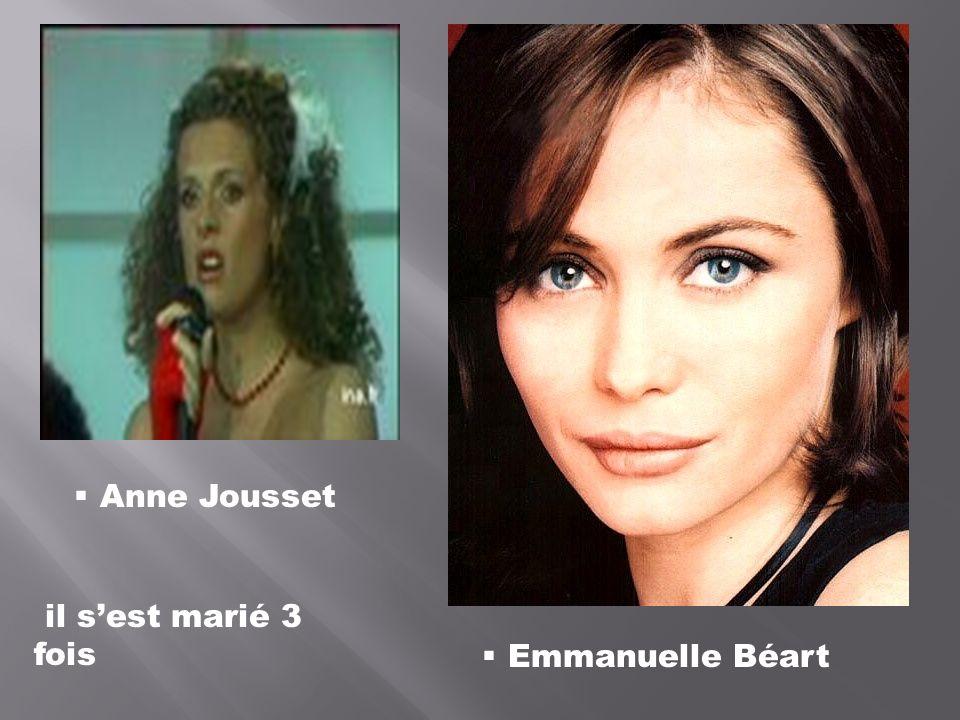 il sest marié 3 fois Anne Jousset Emmanuelle Béart
