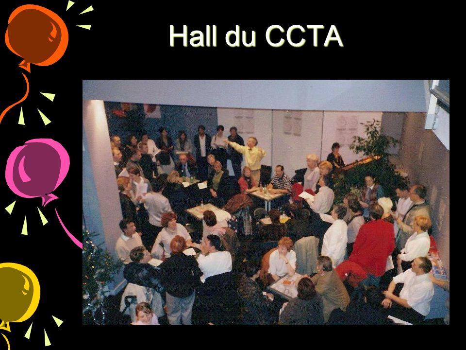 Hall du CCTA