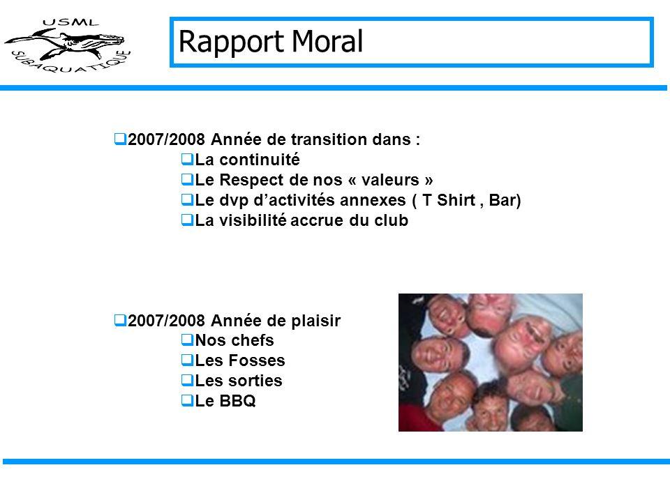 Bureau 08/09 Président : Chris ORION Président dHonneur René ANTOINE V. Président : Sylvain MARCHANDISE & Guy CHAUVET Directeur Technique : Fabrice JA