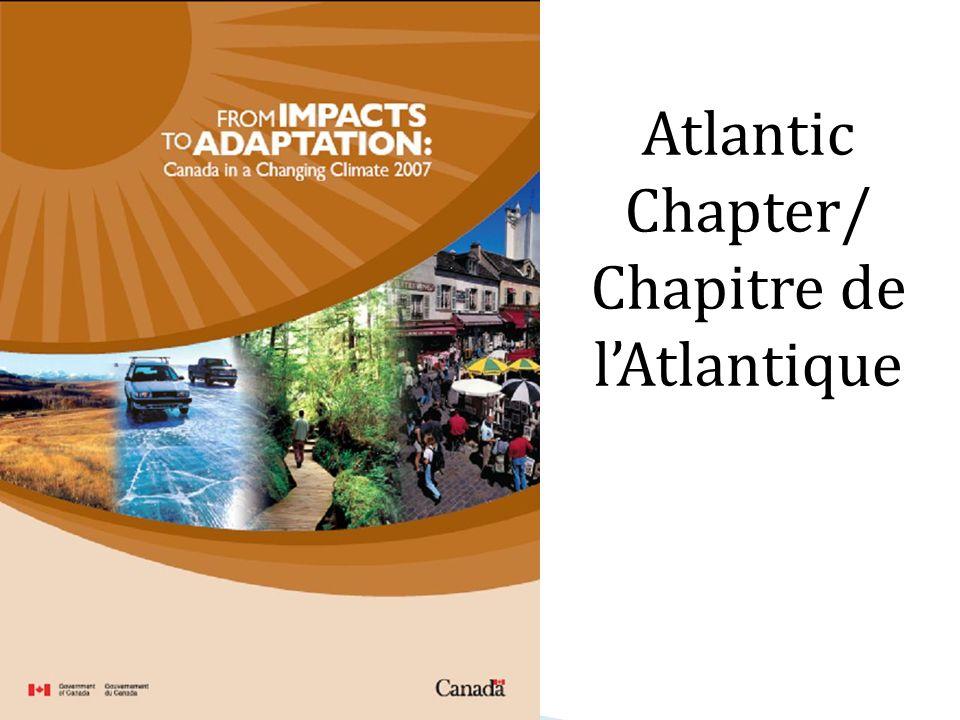Atlantic Chapter/ Chapitre de lAtlantique