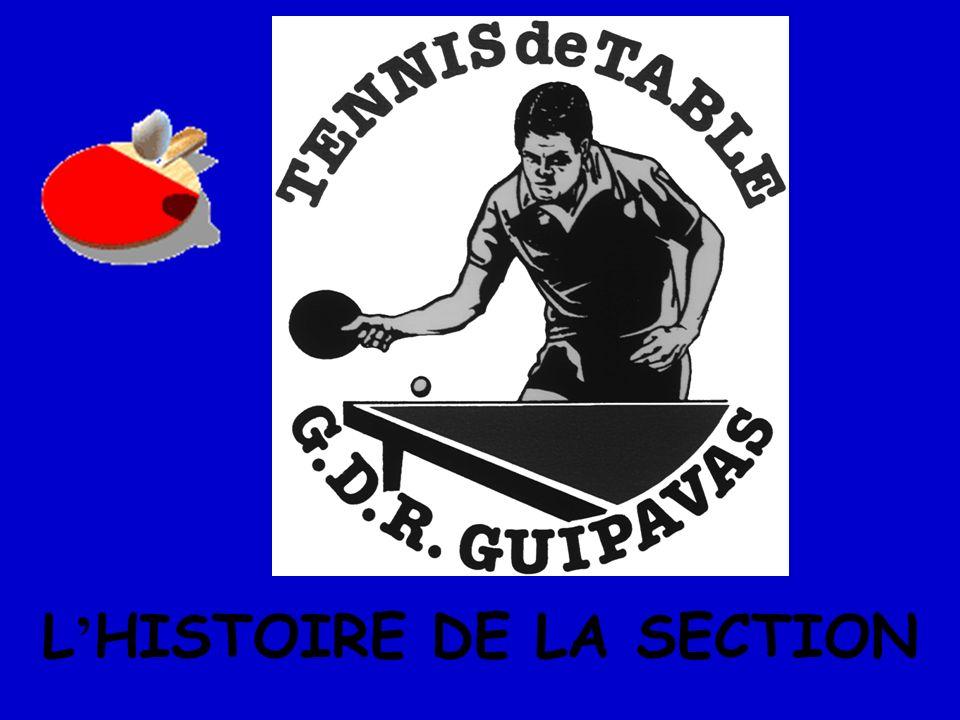 L HISTOIRE DE LA SECTION