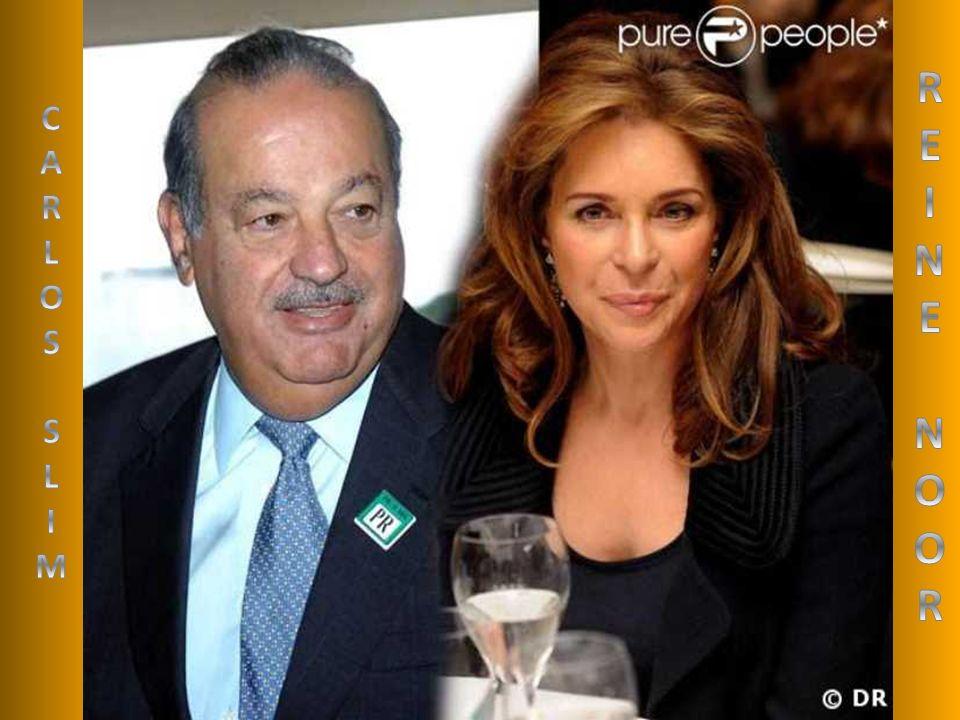 La reine Noor al-Hussein de Jordanie, née Elizabeth Najeeb Halaby, née le 23 août 1951, est la quatrième épouse et la veuve du roi Hussein de Jordanie
