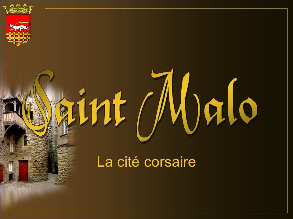 Au 12ième siècle, lévêque Jean de Châtillon transféra le siège épiscopal sur le rocher où reposent les restes de Saint-Malo.