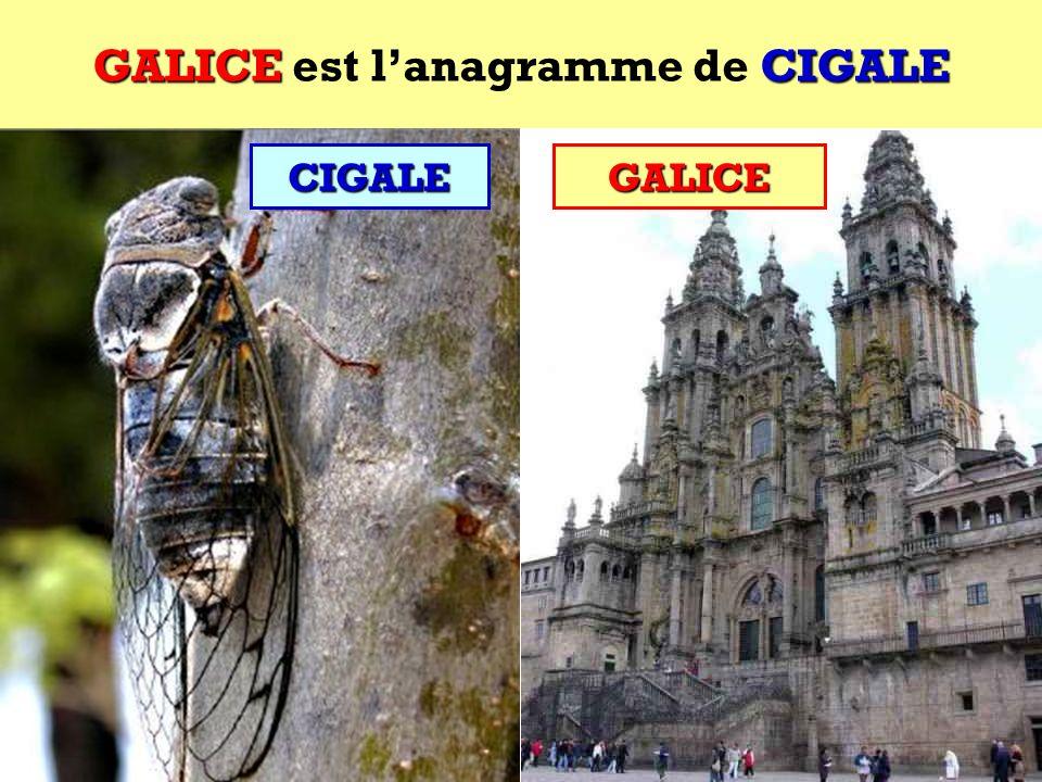 CIGALE Quel est lanagramme de CIGALE ?CIGALE Cest une communauté autonome espagnole !
