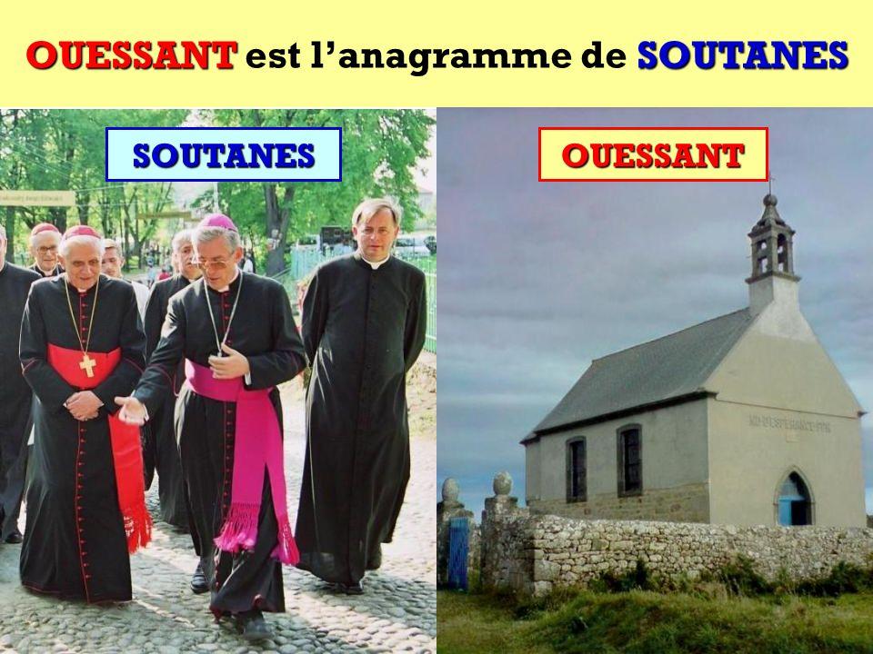 SOUTANES Quel est lanagramme de SOUTANES ?SOUTANES Cest une île française !