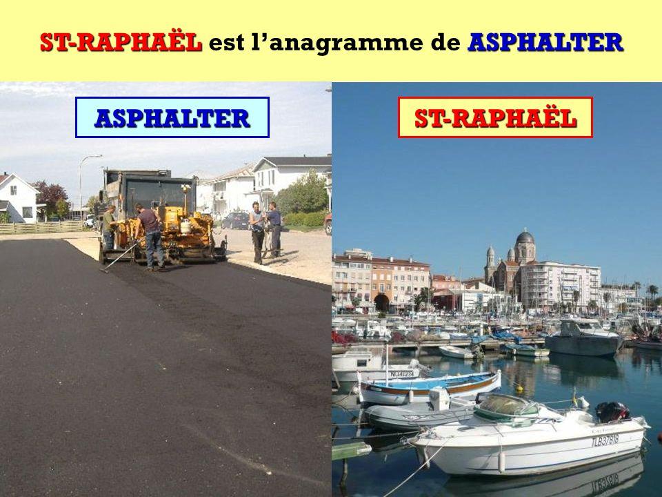ASPHALTER Quel est lanagramme de ASPHALTER ?ASPHALTER Cest une ville française !