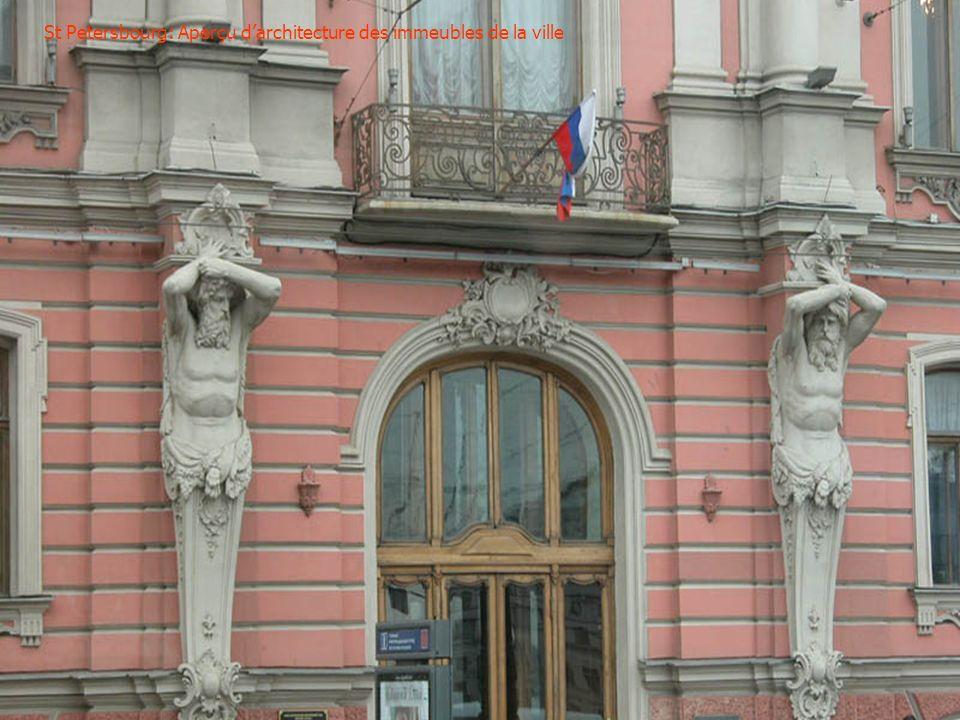 St Petersbourg: Monument dédié à Nicolas Ier