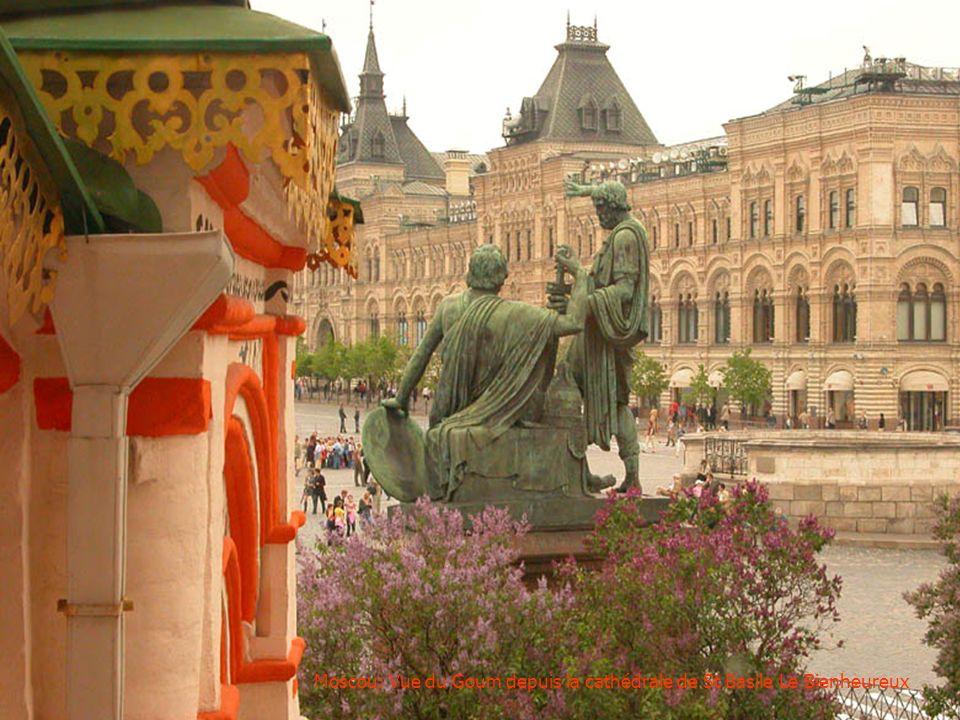 Moscou: Monastère de Novodievitchi