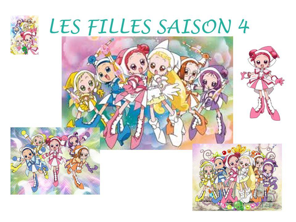 LES FILLES SAISON 4