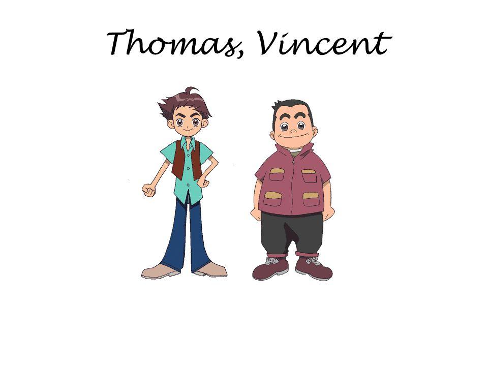 Thomas, Vincent