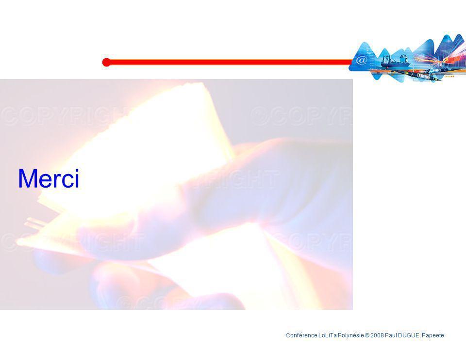 Conférence LoLiTa Polynésie © 2008 Paul DUGUE, Papeete. Répéteur Cable station Equipment De Station CableTélé- Alimentation Unité de Dérivation Gestio