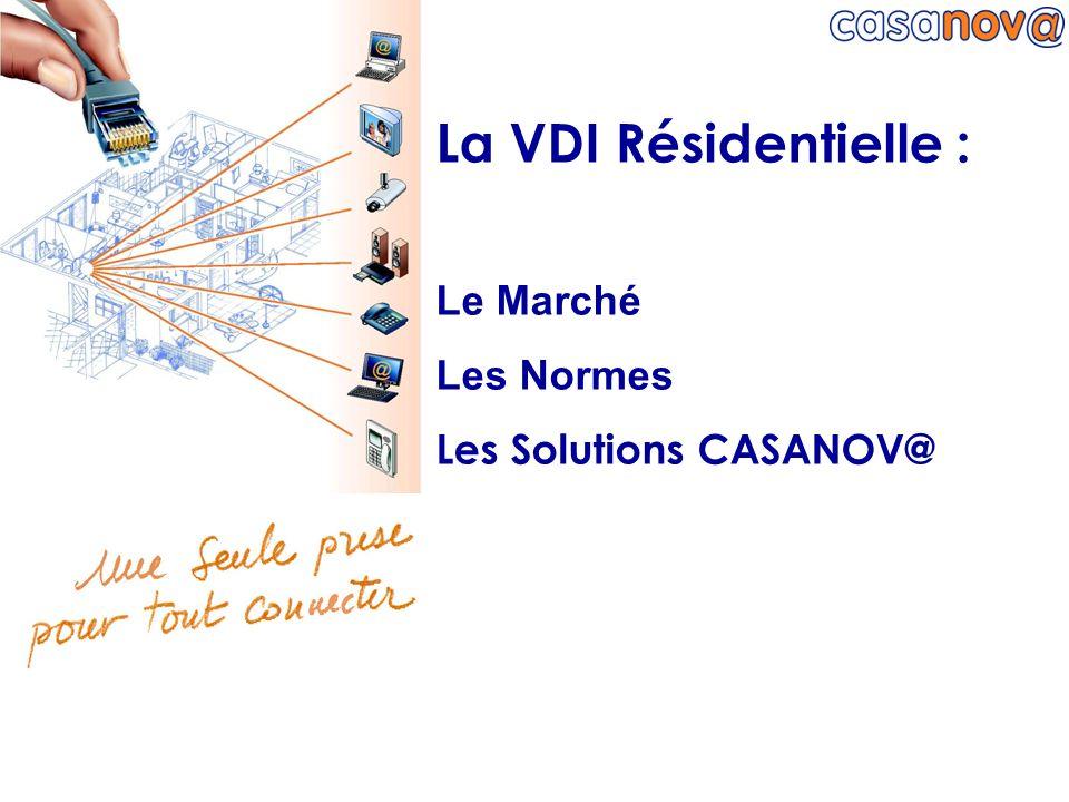 UTE C 90-483 (Complétant la NF C 15-100 & Base de la Future Norme Européenne) @ GRADE COMPOSANTS CABLESPRISES APPLICATIONS STRUCTURE BANDE PASSANTE FORMAT 4 paires UTP 100 Mhz RJ 45 UTP 100 Mhz 250 Mhz 1 2 3 4 FO Plastique (à létude) Coaxial TELInternet Ethernet 100Mo Vidéo Ethernet 1Go TV 4 paires FTP RJ 45 FTP 250 Mhz Coaxial 4 paires UFTP 900 Mhz RJ 45 FTP 600 Mhz Coaxial FO Plastique (à létude) SANS ECRAN ECRAN GENERAL ECRAN Paire/paire BANDE PASSANTE