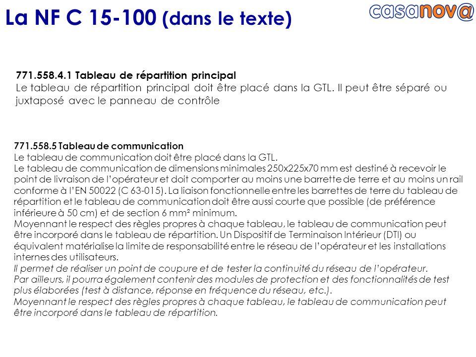 HVDI G2 800 (Grade 2) Bandeau de 8 (+1) RJ 45 FTP Grade 2/3 DTI France Télécom (Module RC inclus) Pré-câblé avec bretelle 4 RJ45 Emplacement vertical Actif Informatique, @… Capacité : 8(+1) RJ45 + 3 prises coaxiales TV.