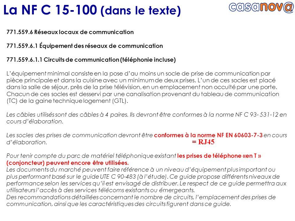 771.559.6 Réseaux locaux de communication 771.559.6.1 Équipement des réseaux de communication 771.559.6.1.1 Circuits de communication (téléphonie incl