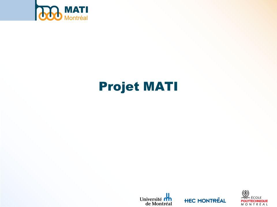 Projet MATI