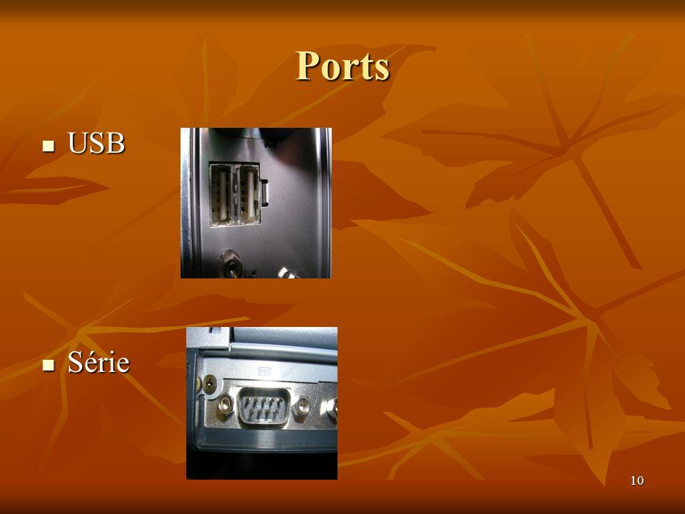 10 Ports USB USB Série Série