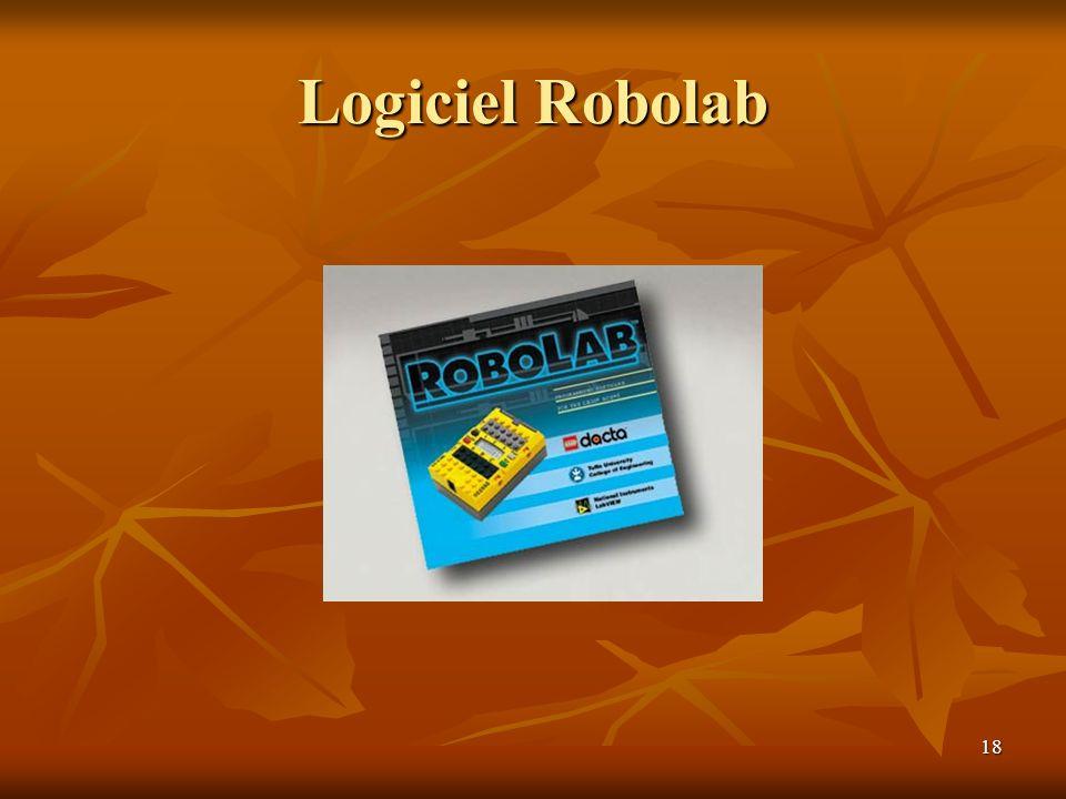 18 Logiciel Robolab
