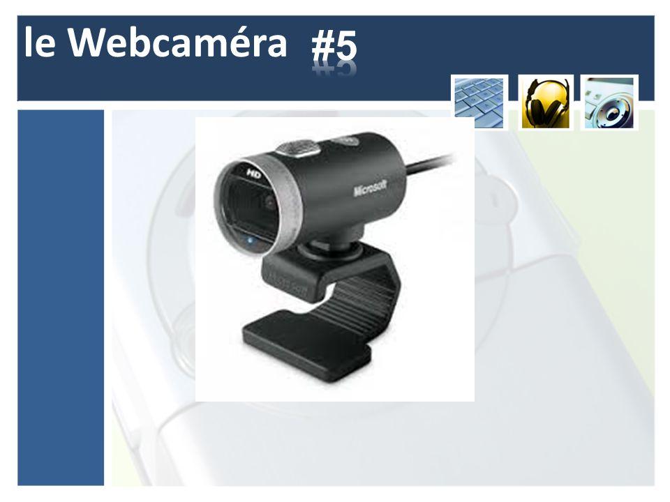 le Webcaméra