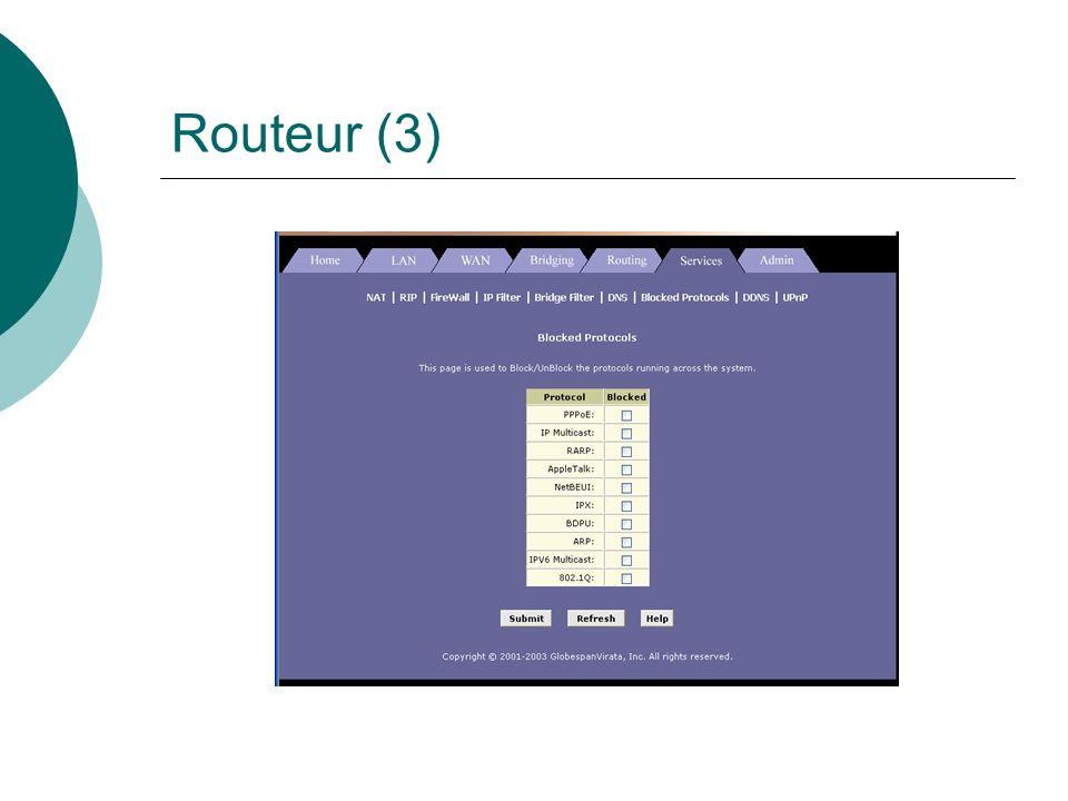 Routeur (3)