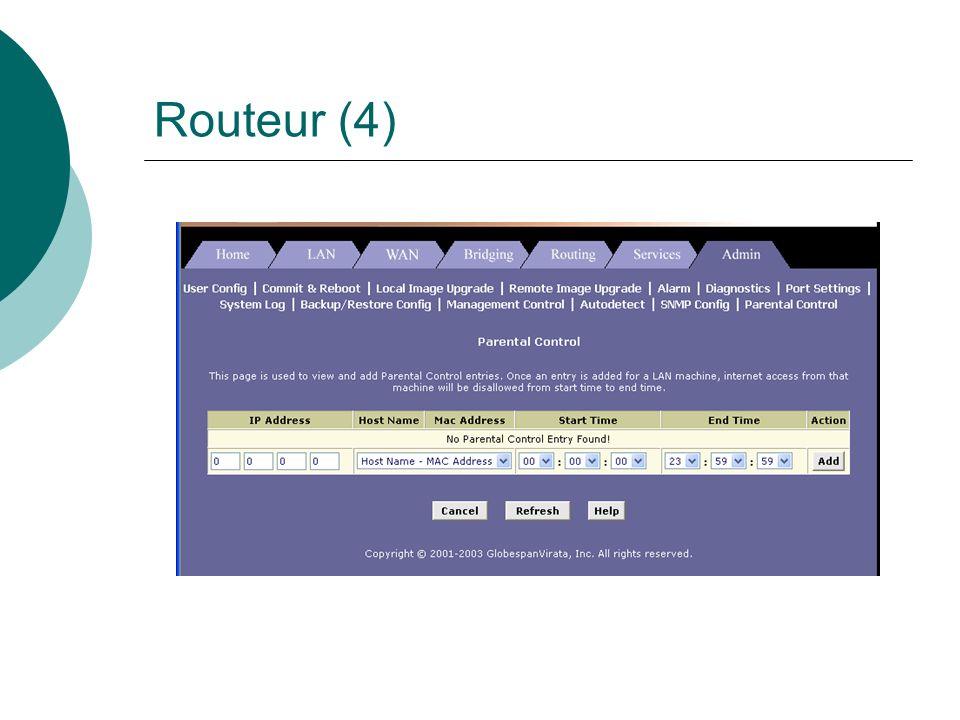 Routeur (4)