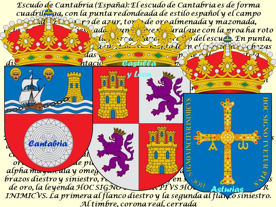 Plus grand parc naturel dEspagne et même dEurope, Los Picos de Europa se situe à cheval sur la Cantabrie, la Castille-Leon et les Asturies, chaque rég