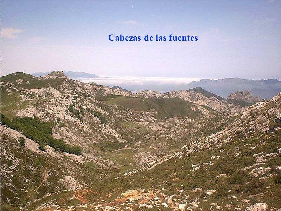 Du col El Jito/Covadonga