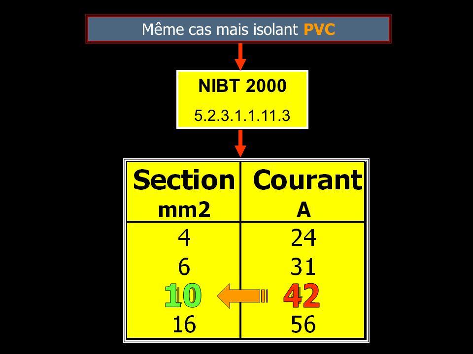 I k = 0,75. 230 / 0,48 = 360 A Temps de coupure daprès la caractéristique du disjoncteur : 4ms